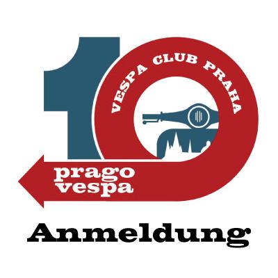 PragoVespa 2020 Anmeldung