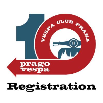 PragoVespa 2020 registration